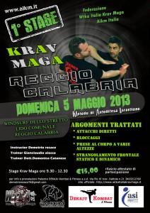Stage K. M. Reggio Calabria con i Nostri Resp. Reg.