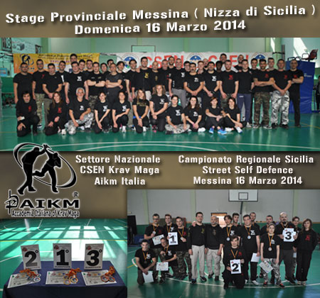 Stage Provinciale Messina ( Nizza di Sicilia )