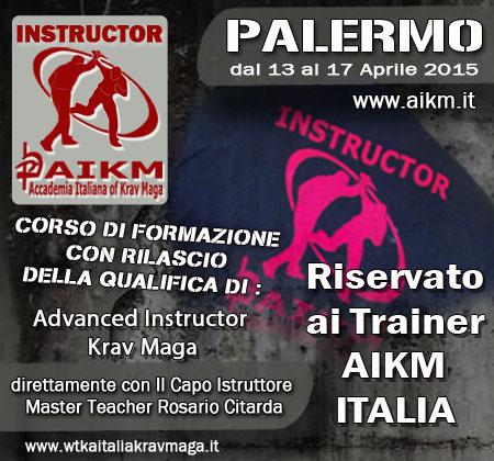 Seminario Aggiornam.Trainer Rilascio Q. Instructor