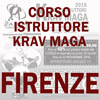Corso Istruttore Krav Maga Firenze 2° Semestre  2016