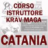 Corso Istruttore Krav Maga Catania 2° Semestre 2016