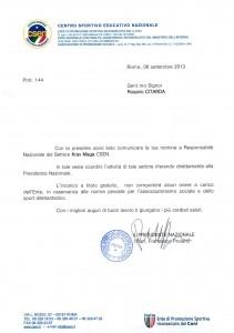 Lettera_incarico_CSEN_Rosario-Citarda-Aikm